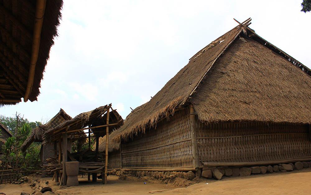 Desa Adat Gumantar, Lombok Utara