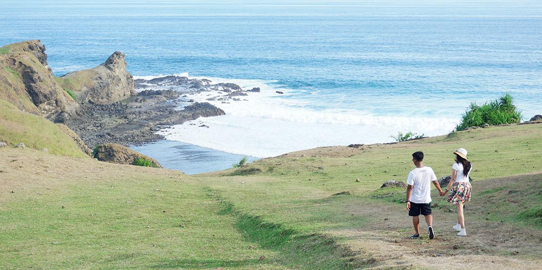 Kuta Lombok Dengan Bukit Merese-nya