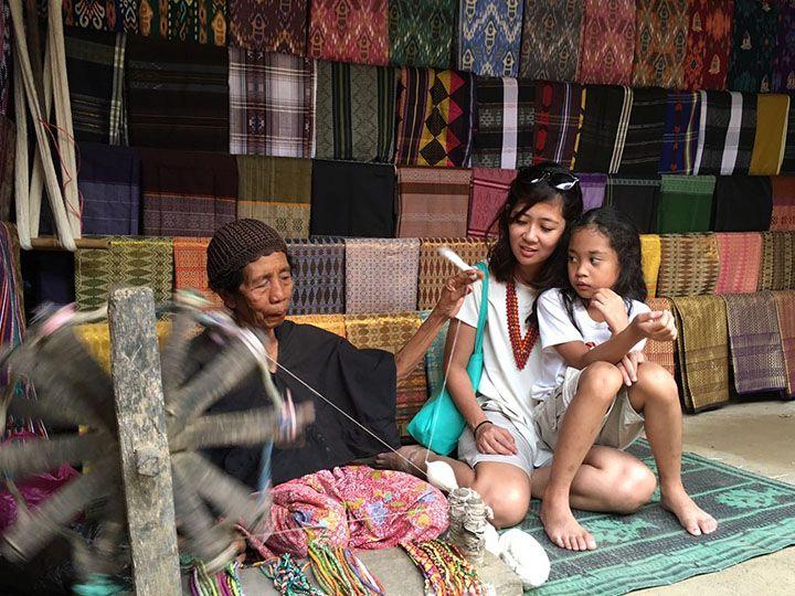 Desa Sade, Rambitan, Lombok Tengah