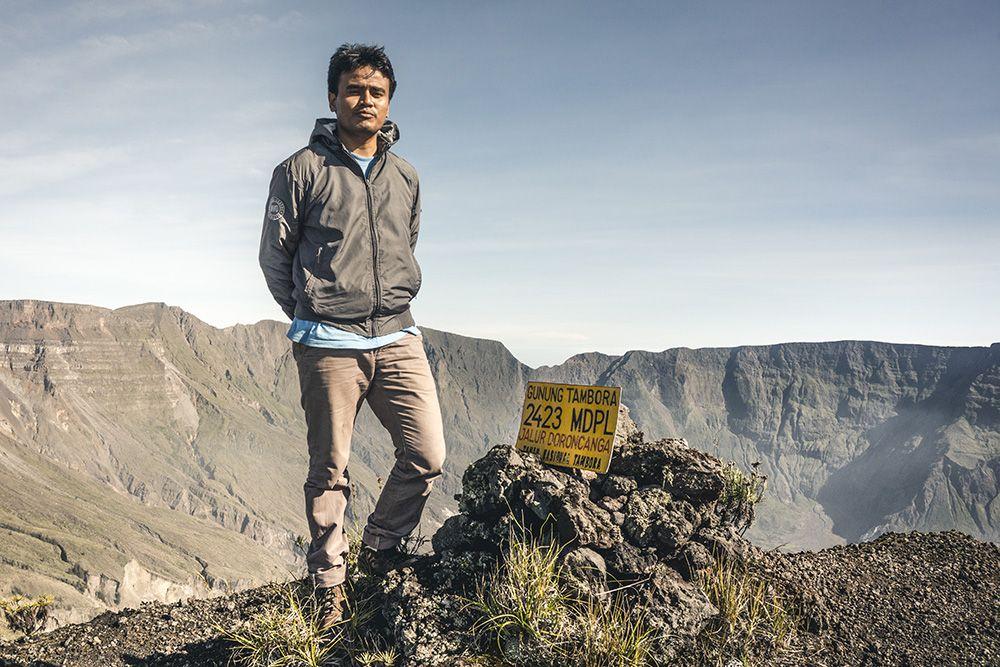 Paket Trekking Gunung Tambora