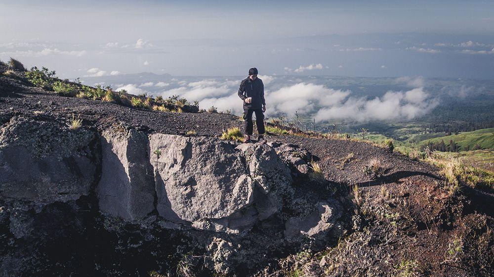 Trekking Tambora