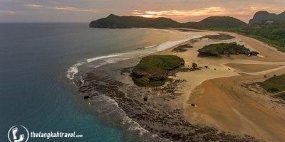 Pantai Rantung, Sekongkang, Sumbawa Barat
