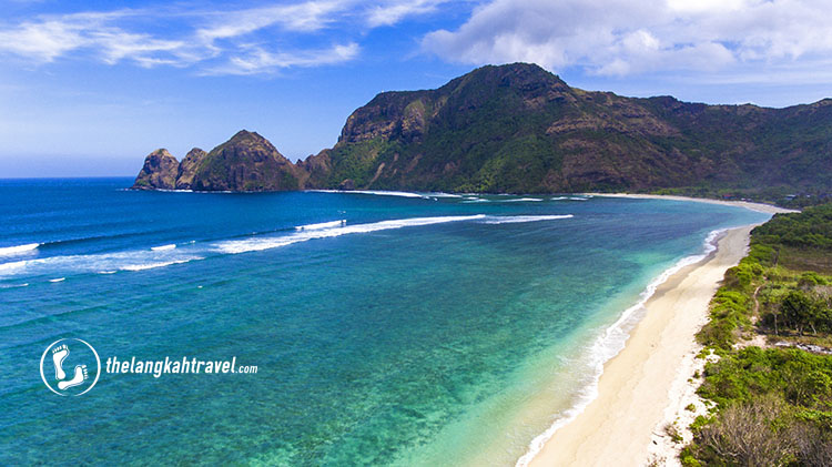 Pantai Tropical, Sekongkang, Sumbawa Barat (Pantai Sekongkang)