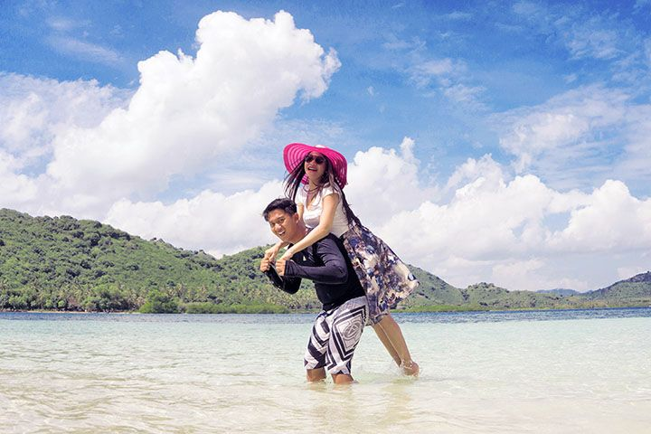 Tempat Wisata Di Lombok, Gili Kedis