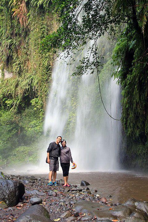 Air Terjun Sendang Gila, Senaru, Lombok Utara