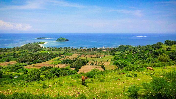 Bukit Pengawisan, Sekotong, Lombok Barat