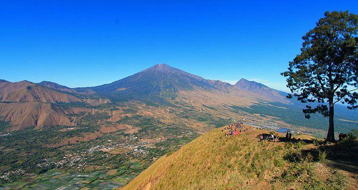 Bukit Pergasingan, Sembalun, Lombok Timur