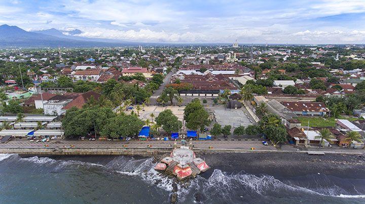 Pantai Ampenan, Mataram, Lombok