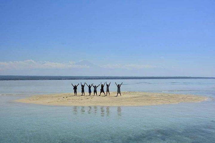 Pulau Pasir, Lombok Timur