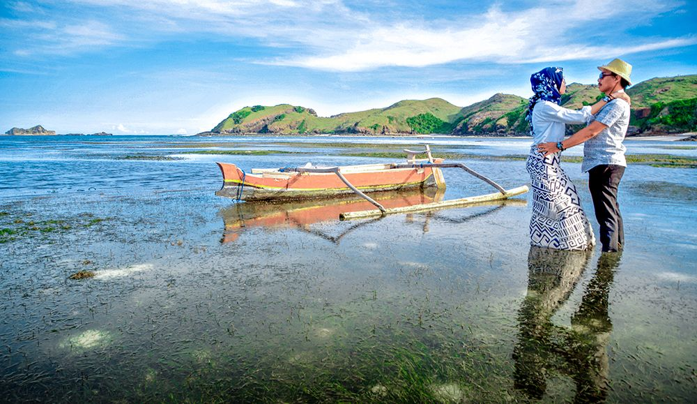 Paket Tour Honeymoon Lombok 4 Hari 3 Malam A
