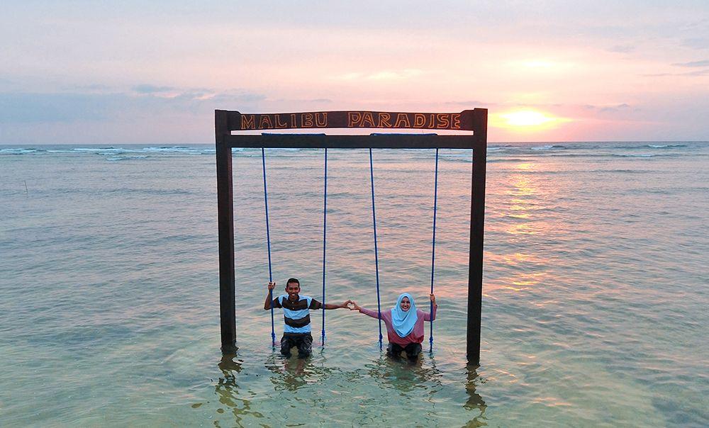 Paket Wisata Honeymoon Lombok 4D3N