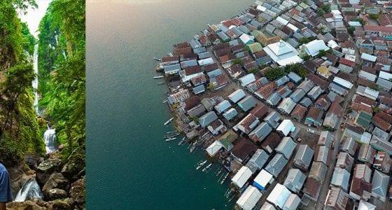 Paket Tour Sehari Air Terjun Agal dan Pulau Bungin