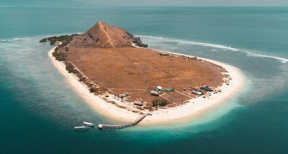 Paket Tour Pulau Kenawa