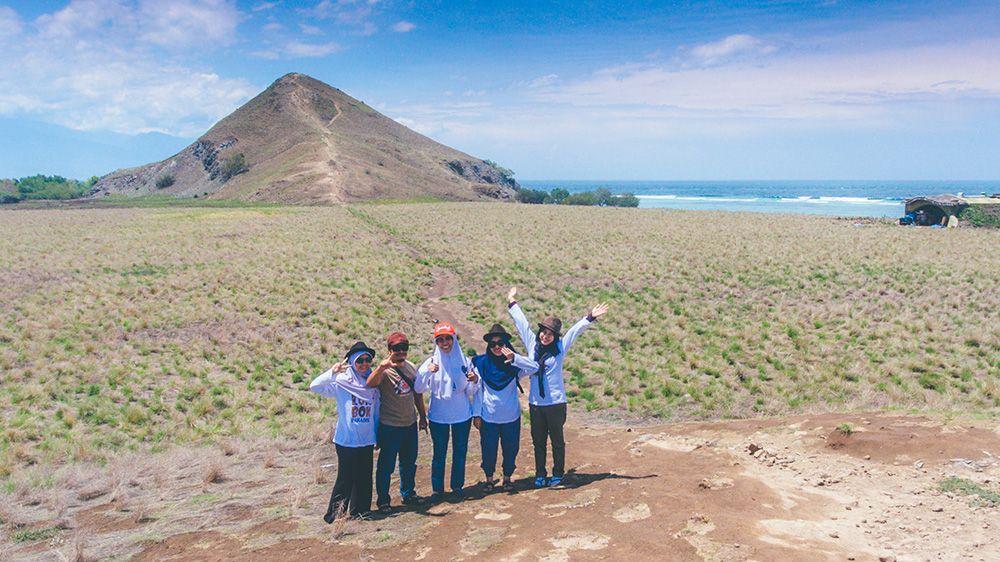 Paket Wisata Sehari Pulau Kenawa