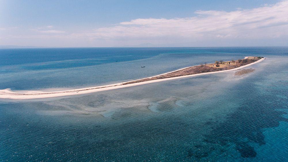 Pulau Dangar Ode Sumbawa