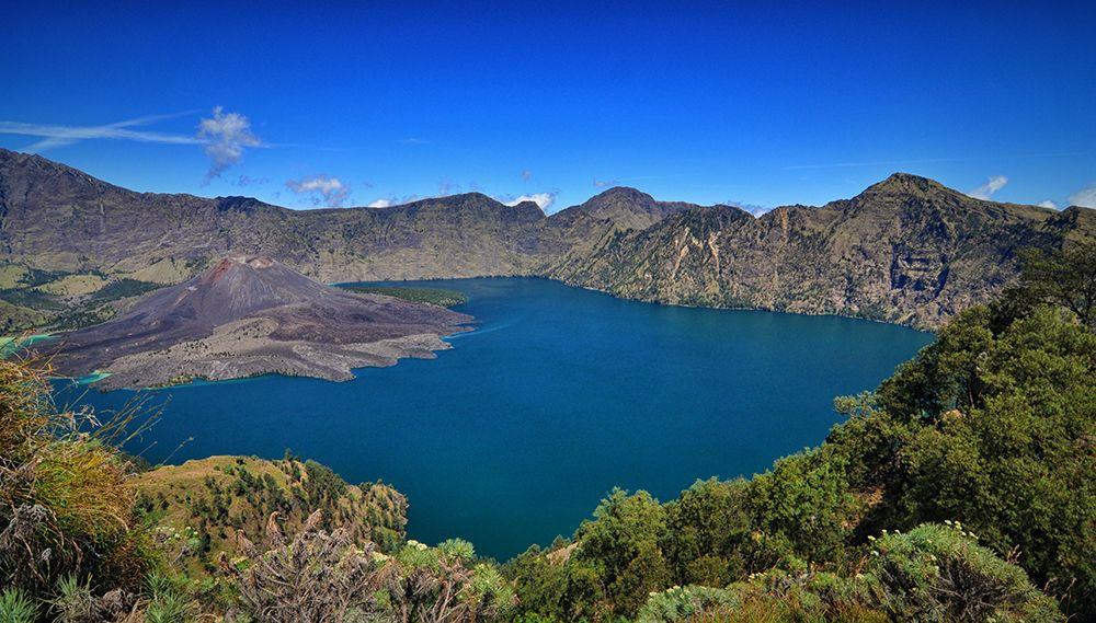 Gunung Rinjani Lombok