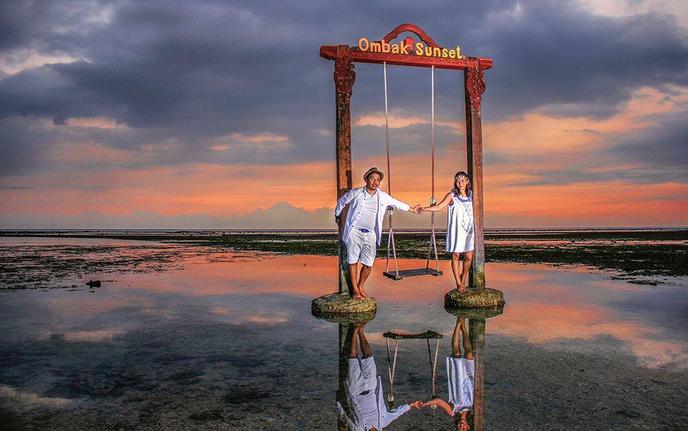 Paket Bulan Madu Lombok