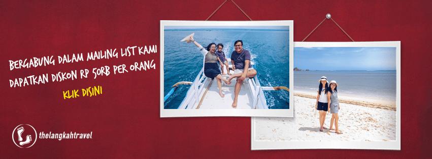Promo Tour Lombok Sumbawa